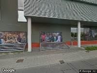 Ambulance naar Overste den Oudenlaan in Utrecht