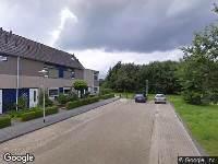 Politie naar Marijnenstraat in Zwolle