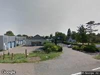 Ambulance naar Westzanerdijk in Zaandam