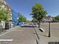 Brandweer naar Markt in Maastricht