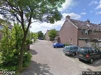 Ambulance naar Ellekamp in Koog aan de Zaan
