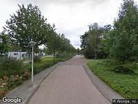 Brandweer naar Prunuspark in Zwolle