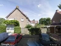 Ambulance naar Poelenburg in Zaandam