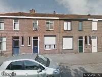 Ambulance naar Prunusstraat in Tilburg