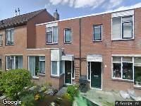 Ambulance naar Wielewaallaan in Voorschoten