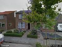 112 melding Ambulance naar Graaf van Bloisstraat in Benthuizen