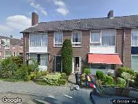 Ambulance naar Gerard Terborchstraat in Helmond