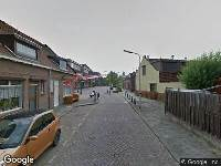 112 melding Ambulance naar Noteboomstraat in Zwijndrecht