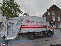 Ambulance naar Heuvel in Tilburg