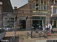 Ambulance naar Kanaalkade in Alkmaar
