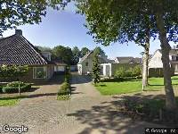 Ambulance naar Marjolein in Udenhout