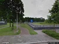 Ambulance naar De Kempenaerstraat in Nijmegen