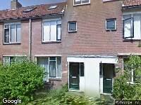 Ambulance naar Groenvinkerf in Voorschoten