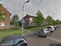 Brandweer naar Isaäc van Hoornbeekstraat in Zwolle