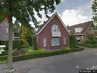 Ambulance naar Lauwers in Tilburg