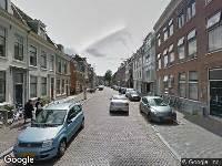Ambulance naar Lange Nieuwstraat in Utrecht