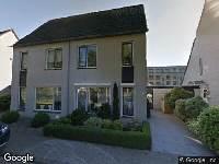 Ambulance naar David 't Kindtstraat in Breda