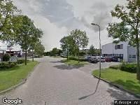 Politie naar Benjamin Franklinstraat in Zwolle