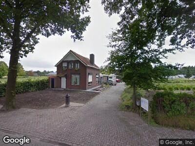 Ambulance naar Grote Heistraat in Wernhout