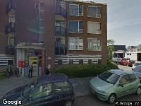 Brandweer naar Berlagestraat in Utrecht