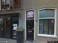 Ambulance naar Kromstraat in Delft