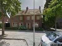 Ambulance naar Leharstraat in Tilburg