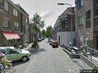 Ambulance naar Paulstraat in Arnhem