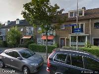 Ambulance naar Johan Winnubstlaan in Utrecht