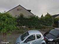 Brandweer naar Johannes Rutgersstraat in Arnhem