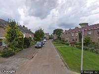 Brandweer naar Essenlaan in Zwolle