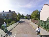 112 melding Besteld ambulance vervoer naar Notaris Kruytstraat in Bergschenhoek