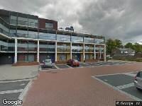Ambulance naar Deken Baekershof in Schijndel