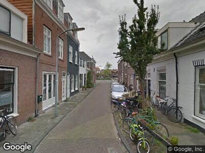Ambulance naar Klaverstraat in Haarlem