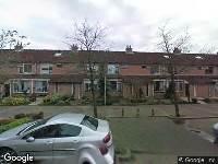 112 melding Ambulance naar Brasem in Ridderkerk