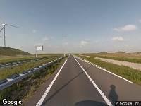 Ambulance naar Maasvlakteweg in Maasvlakte Rotterdam