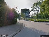 112 melding Ambulance naar Kanaalweg in Utrecht