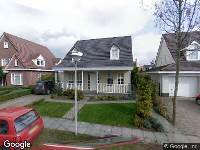 Ambulance naar Buddy Boldenlaan in Eindhoven