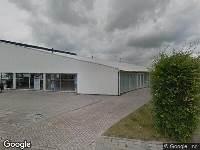 Brandweer naar Mercuriusweg in Leeuwarden