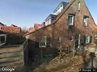 Brandweer naar Prins Bernhardstraat in Bunschoten-Spakenburg