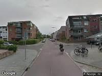 Ambulance naar Rosendaalsestraat in Arnhem