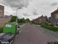 Brandweer naar Abel Tasmanstraat in Zwolle