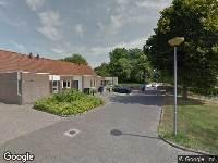 Ambulance naar Bakkerstraat in Alkmaar