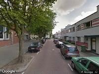 112 melding Ambulance naar Heer Daniëlstraat in Rotterdam