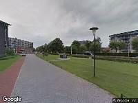 Ambulance naar Irene Vorrinkstraat in Nijmegen
