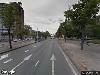 Ambulance naar Surinameplein in Amsterdam