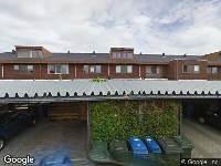 Brandweer naar Twistvlietpad in Zwolle
