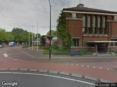 Brandweer naar Leidseweg in Voorschoten