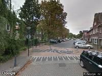 112 melding Ambulance naar Carmelitessenstraat in Eindhoven
