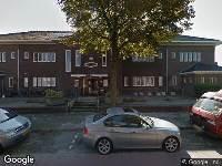 Ambulance naar Bennekelstraat in Eindhoven