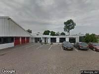 Brandweer naar Oostelijke Industrieweg in Franeker